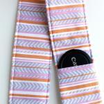 DSLR Camera Strap Cover - Padding a..